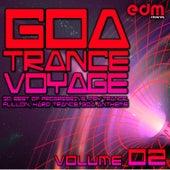 Goa Trance Voyage v.2 - Masters of Progressive, Psychedelic & Hard Acid Trance by Various Artists