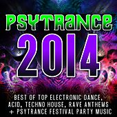 Psytrance 2014 (Top 30 Best of Electronic Dance, Acid, Techno, House, Rave Anthems, Festivals) by Various Artists