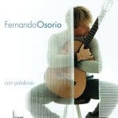 Con Palabras (Re-Issue) by Fernando Osorio