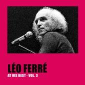 Léo Ferré at His Best, Vol. 3 de Leo Ferre