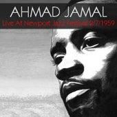 Ahmad Jamal Live At Newport Jazz Festival 2/7/1959 (Live) de Ahmad Jamal