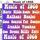 Music of 1960 de Various Artists