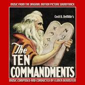 The Ten Commandments - Music from the Original 1956 Soundtrack von Elmer Bernstein