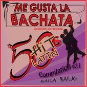 Me Gusta La Bachata Compilation, Vol. 1 (50 Canciones, Solo Bachatas) de Various Artists