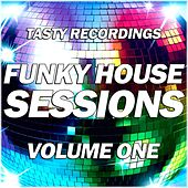 Funky House Sessions Volume One - EP de Various Artists