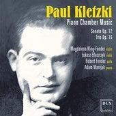 Kletzki: Piano Chamber Music de Various Artists