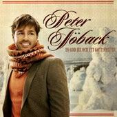 En god jul och ett gott nytt år von Peter Jöback