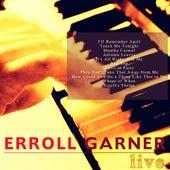 Erroll Garner (Live) by Erroll Garner