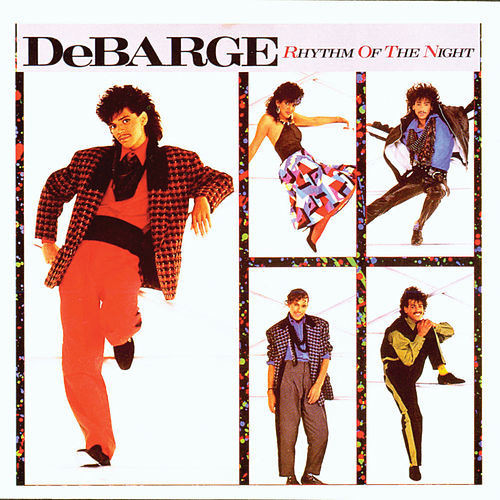 Rhythm Of The Night by DeBarge