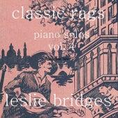 Classic Rags Piano Solos, Vol. 4 by Leslie Bridges