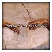 Twenty Italian Songs by Various Artists