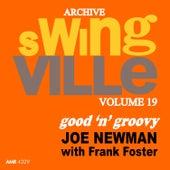 Swingville Volume 19: Good 'N' Groovy by Frank Foster