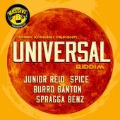 Massive B Presents: Universal Riddim de Various Artists
