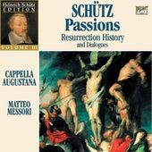 Schütz: Schütz Edition, Vol. III by Cappella Augustana