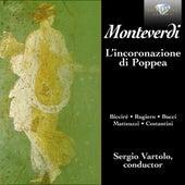 Monteverdi: L'Incoronazione di Poppea, SV 308 by Various Artists