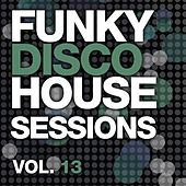 Funky Disco House Sessions Vol. 13 - EP by Various Artists