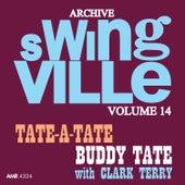 Swingville Volume 14: Tate-a-Tate di Clark Terry
