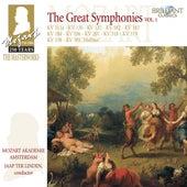 Mozart: The Great Symphonies, Vol. 1 by Mozart Akademie Amsterdam