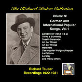 The Richard Tauber Collection, Vol. 18: German and International Popular Songs I (Recorded 1922–1931) de Richard Tauber
