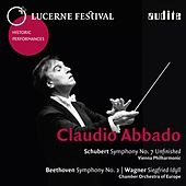 Lucerne Festival Historic Performances: Claudio Abbado (Claudio Abbado Conducts Schubert, Beethoven & Wagner - Live Recordings from Lucerne Festival) di Various Artists