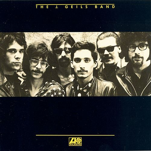 The J. Geils Band (1st LP) by J. Geils Band