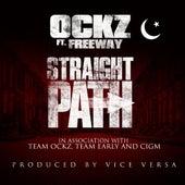 Straight Path (feat. Freeway) by Ockz