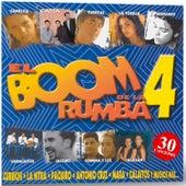 30 Canciones. El Boom de la Rumba Vol. 4 de Various Artists