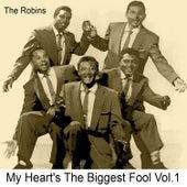 My Heart's the Biggest Fool, Vol. 1 de The Robins