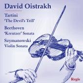 David Oistrakh Plays Tartini, Beethoven and Szymanowski by Various Artists