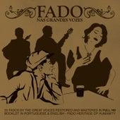Fado Nas Grandes Vozes de Various Artists