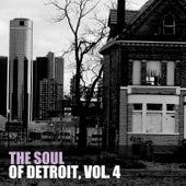 The Soul of Detroit, Vol. 4 von Various Artists