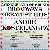 Broadway's Greatest Hits de Andre Kostelanetz And His Orchestra