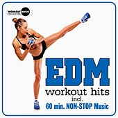 EDM Workout Hits (Incl. 60 Min Non-Stop Music For Aerobics, Steps & Gym Workouts) - EP by Various Artists