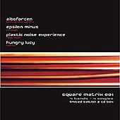 Square Matrix 001 - Limited Edition Bonus Disc by Various Artists