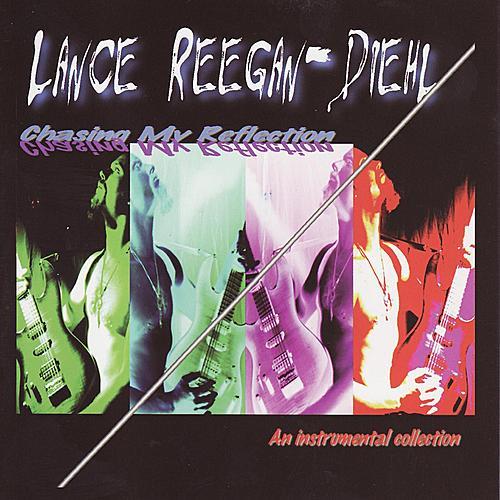 Chasing My Reflection by Lance Reegan-Diehl