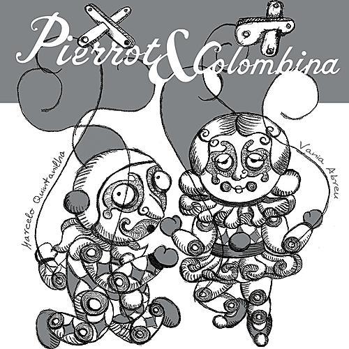 Pierrot & Colombina von Marcelo Quintanilha
