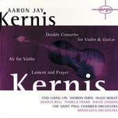 Kernis: Air for Violin/Double Concerto for Violin & Guitar etc. by Various Artists