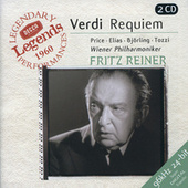 Verdi: Requiem/Quattro Pezzi Sacri de Various Artists