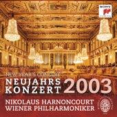 Neujahrskonzert 2003 von Wiener Philharmoniker