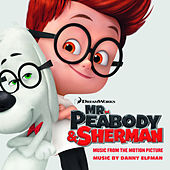 Mr. Peabody & Sherman (Music from the Motion Picture - with Bonus Track) de Various Artists