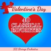 Valentine's Day - 40 Classical Favorites von Various Artists