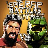 Master Chief vs Leonidas (feat. Nice Peter & Epiclloyd) by Epic Rap Battles of History
