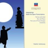 Prokofiev: Ballet and Opera Transcriptions de Vladimir Ashkenazy