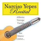 Recital by Narciso Yepes