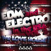 EDM and Electro in USA, Vol. 2 von Various Artists