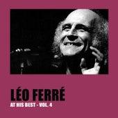 Léo Ferré at His Best, Vol. 4 de Leo Ferre