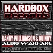 Audio Warfare by Danny Williamson
