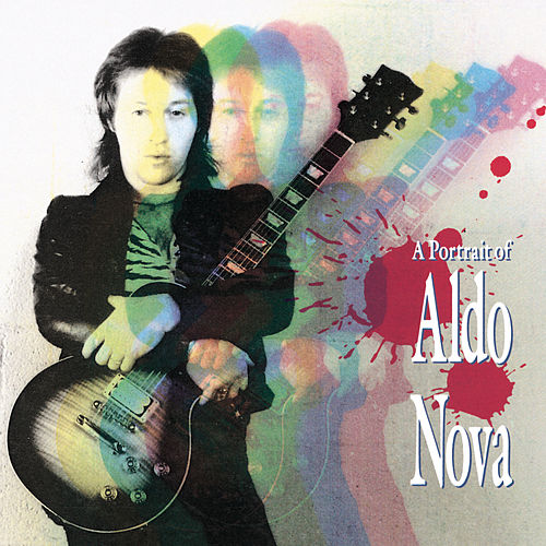A Portrait Of Aldo Nova by Aldo Nova