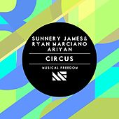 Circus van Sunnery James & Ryan Marciano