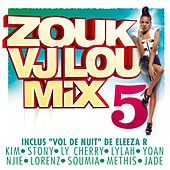Zouk Vj Lou Mix, Vol. 5 de Various Artists